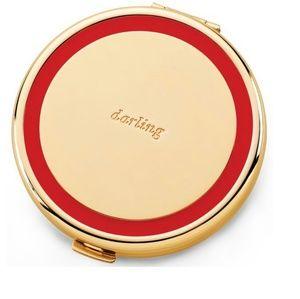 kate spade Darling Holly Drive Compact Mirror NWT…